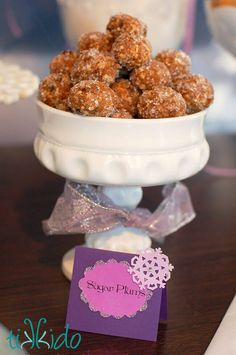 Sugar Plums Recipe Christmas Appetizers, Christmas Desserts, Holiday Treats, Christmas Treats, Christmas Baking, Holiday Recipes, Holiday Foods, Christmas Cookies, Christmas Candy