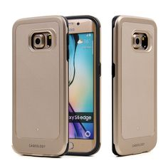 Cell Phone Case  Samsung S6 Edge,Protect Cover CaseSamsung Galaxy S6 Edge Gold #Other