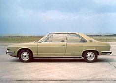 Tatra Prototype (Vignale), 1969 - Two-Door Coupe ( American Classic Cars, Old Cars, Exotic Cars, Concept Cars, Cars And Motorcycles, Dream Cars, Super Cars, Auto Design, Nice Things