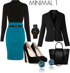 """""""Minimal 1"""" by dgia ❤ liked on Polyvore"""