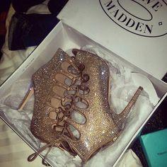 Steve Madden heels @GottaLoveDesss