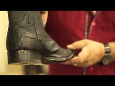 Botas Cuadra Corte Versace