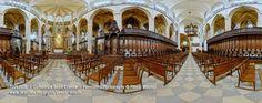 Le chœur gothique et les stalles de la cathédrale Saint-Etienne de Toulouse - France ©Pascal Moulin