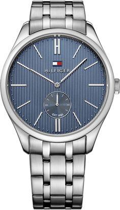 ebdec015198 Relógio Tommy Hilfiger Masculino Aço - 1791171 Relogios Top