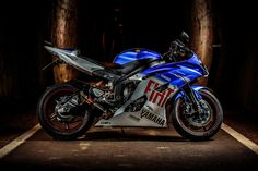 Yamaha R6 by Dirk Burghaus - Photo 54238666 - 500px