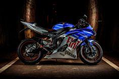 Yamaha R6 by Dirk Burghaus - Photo 54238666 - 500px