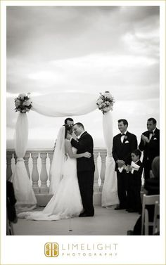 Hyatt Regency Clearwater Beach Resort and Spa, Bride and Groom, Ceremony Limelight Photography www.stepintothelimelight.com