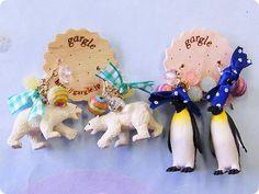 summer animal parade ピアス 【gargle】