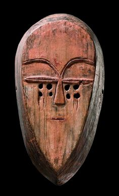 Mask from the Tsogho people of Gabon