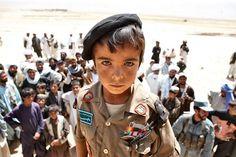 Niño afgano en Farsi, Afganistán | © Valentina Bosio