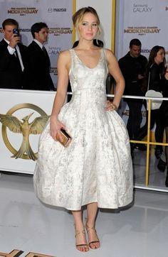 Jennifer Lawrence Photos - 'The Hunger Games: Mockingjay, Part 1' LA Premiere - Zimbio