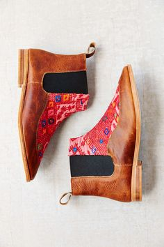 Osborn Nahuala Leather Chelsea Boot