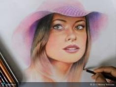 Colored Pencil sketch_sample #Creative #Art #Sketching @touchtalent.com