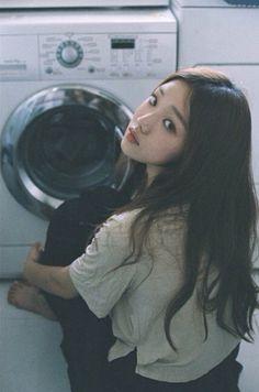 Lee Sung Kyung // Cheese in the Trap & Weightlifting Fairy Kim Bok Joo Korean Actresses, Korean Actors, Actors & Actresses, Korean Girl, Asian Girl, Joo Hyuk, Korean Celebrities, Celebs, Korean Model