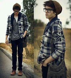 his clothes tho. boyfriend style. men fashion