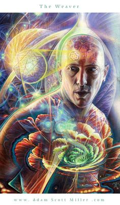 Sacred Geometry - Adam Scott Miller