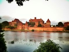 The Malbork Castle Museum in Malbork - is the largest castle in the world by surface area.[2] It was built in Marienburg, Prussia (now Malbork) by the Teutonic Knights, a German Roman Catholic religious order of crusaders, in a form of an Ordensburg fortress. The Order named it Marienburg (Mary's Castle). The town which grew around it was also named Marienburg.