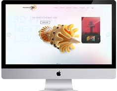 """Check out new work on my @Behance portfolio: """"Photocentric3D website design"""" http://be.net/gallery/51888699/Photocentric3D-website-design"""