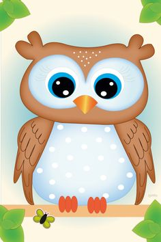 Búho decoracion Owl Crafts, Preschool Crafts, Crafts For Kids, Owl Wallpaper, Owl Applique, Canson, Paper Owls, Owl Cartoon, Owl Always Love You