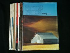 Vintage Farm Ranch Living Magazines Lot 9 1979 by RHWTreasures, $29.95