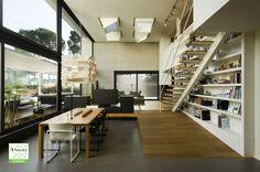 ➝ #BestOfHouzz2017 | Casa D&E Nuestro proyecto, entre los más populares del 2016 (Diseño). ¡Gracias! #arquitectura #interiorismo