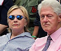 Hillary and Bill Clinton have created two residence trusts for their $1.8m Chappaqua, NY, home in an attempt to reduce estate tax bills. She wants to raise more from the wealthy from the tax.
