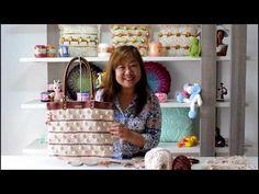 Bolsa de crochê Pipoca - YouTube