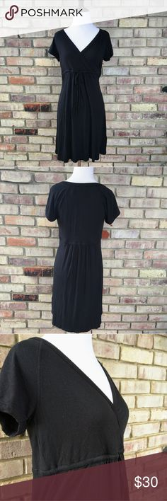 Nicole Miller Tee Shirt Dress or Cover Up S Adorable tee shirt dress or bathing suit cover-up by Nicole Miller. Drawstring waist makes this dress comfortable and flattering. Excellent worn condition. Nicole Miller Dresses