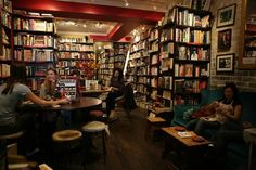 10 Lovable Things About Brick-And-Mortar Bookstores