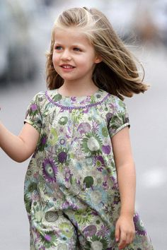 Spain: princess leonor
