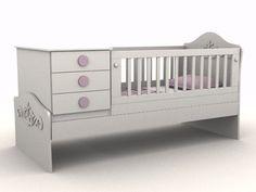 Punto Bebé Argentina - cuna funcional rococó la valenziana punto bebe Toddler Bed, Baby Shower, Bedroom, Furniture, Home Decor, Ideas, Dining Room Tables, Pregnant Pics, Baby Bedding
