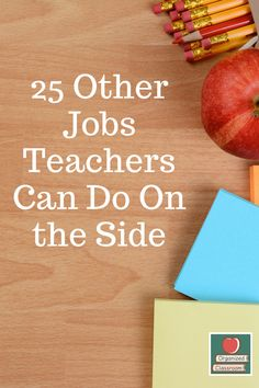 Could your family use extra income for the summer or even during the school year? Here are 25 ways to use your expert knowledge and get paid for it. #teachersummerwork #extraincome