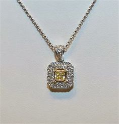 Love Canary diamonds! www.marquisjeweler.com
