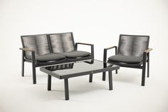 Outdoor Lounge, Outdoor Chairs, Outdoor Furniture, Outdoor Decor, Coffee Table Dimensions, 2 Seater Sofa, Sofas, Relax, Cushions