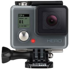 Go Pro Hero NOW £87.99 (20% deducted when added to basket) at Halfords