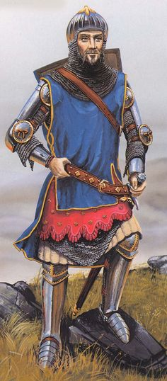 14th Century Knights Armor   Posted in 28mm , Hard plastic   5 Comments »