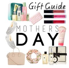 """""""Mothers day Gifts"""" by ashstylist101 on Polyvore featuring Clinique, Jo Malone, Givenchy, New Look, UGG Australia and mothersdaygiftguide"""