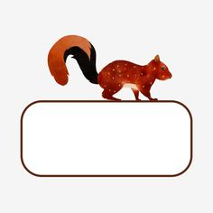 Hand Drawn Cartoon Animal Squirrel Border Elements Hand Painted Cartoon Animal Png Transparent Clipart Image And Psd File For Free Download Squirrel Art Cartoon Clip Art Squirrel