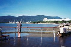 Cairns Waterfront Boardwalk / Cairns, Queensland, Australia