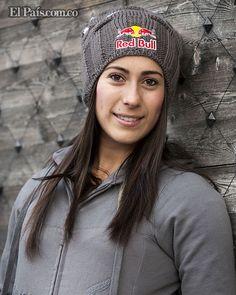 Mariana Pajón, medalla de Oro en BMX durante los pasados Juegos Olímpicos Londres 2012.
