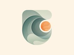 Sunset by Yoga Perdana #Design Popular #Dribbble #shots