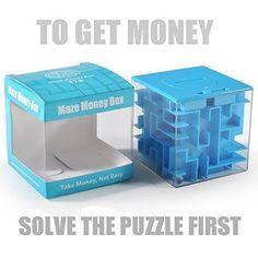 Amazon Lightning Deal 73% claimed: Trekbest Money Maze Puzzle Box - Amazing Puzzle Box for Kids as Christmas Gif... #LavaHot http://www.lavahotdeals.com/us/cheap/amazon-lightning-deal-73-claimed-trekbest-money-maze/132828