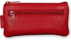 Preiswertes schönes Schlüsseletui  Koffer, Rucksäcke & Taschen, Zubehör, Schlüsselmäppchen, Damen Rebecca Minkoff Mac, Coin Purse, Wallet, Purses, Bags, Red, Leather, Women's, Nice Asses
