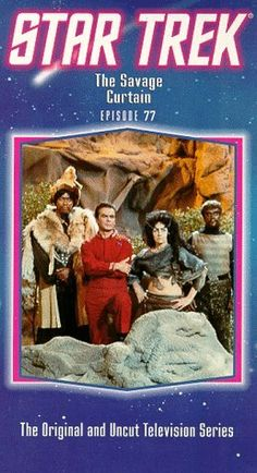 One of my favorite Star Trek episodes.  It examines the difference between good and evil.