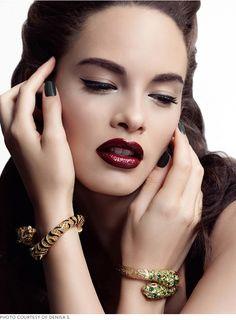 Photo Call: The Deep Lip, Modernized | Beautylish