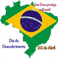 22 de abril - Dia do Descobrimento do Brasil Acesse o texto sobre a Independência no nosso blog.