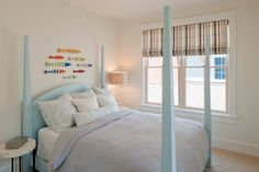 Point West at Macatawa Park - beach style - bedroom - grand rapids - Francesca Owings Interior Design