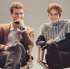 Theo and Shai