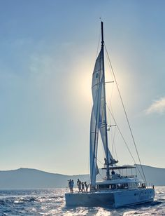 Are you ready to experience the famous Santorini sunset from a private yacht by Sunset Oia
