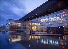 Tempe Center for the Arts by Architekton